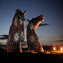 Home The International Launch of the Kelpies